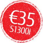 35 Euro Cashback für Fujitsu ScanSnap S1300i