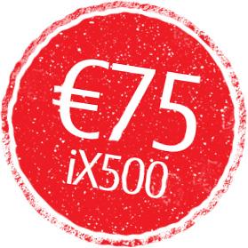 75 Euro Cashback für Fujitsu ScanSnap ix500
