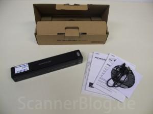 Fujitsu ScanSnap iX100-1