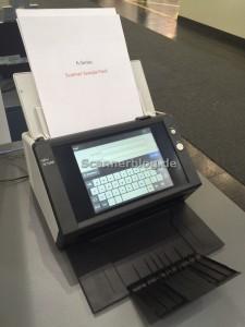 Fujitsu N7100 Netzwerkscanner