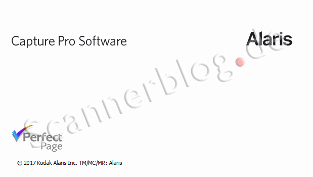 Alaris Capture Pro 5.5