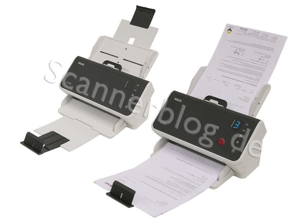Kodak Alaris E1025 und E1035 Scanner angekündigt