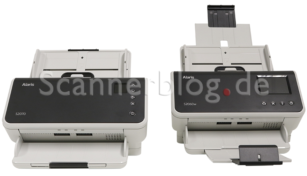 Kodak Alaris S2000 Scanner mit Smart Touch
