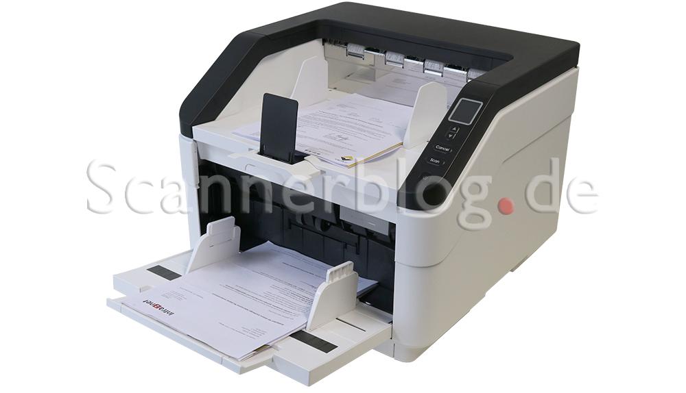 Avision AD8120 Produktionsscanner Ankündigung