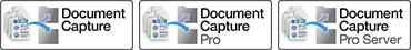 Epson Document Capture Logos