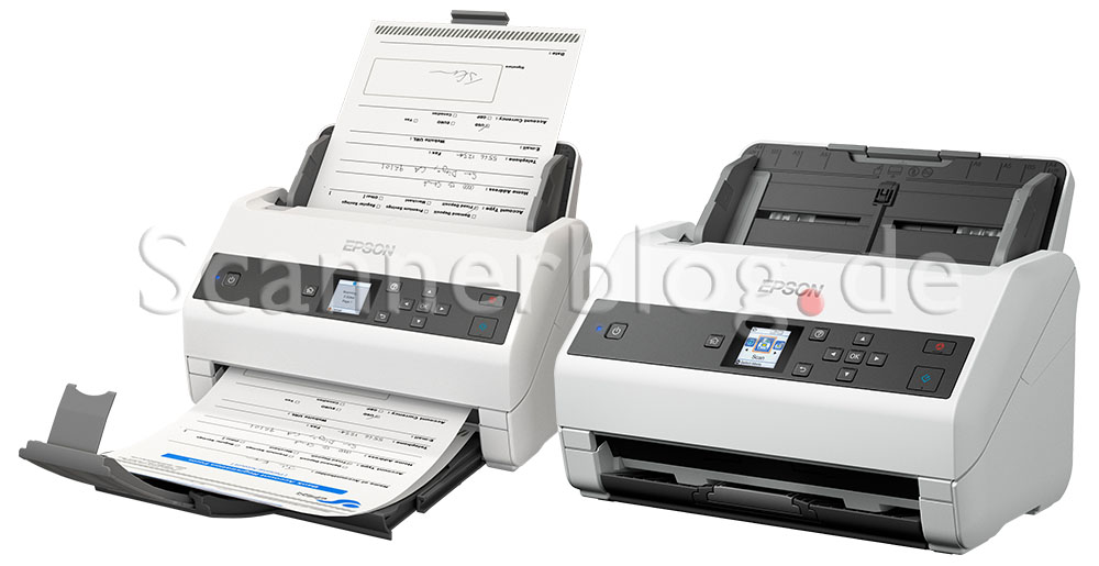 Epson WorkForce DS-870 und Epson WorkForce DS-970 Scanner angekündigt