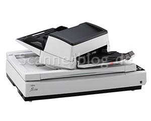 Fujitsu fi-7700 Produktionsscanner mit ADF und Flachbett