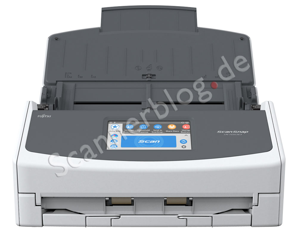 Fujitsu ScanSnap iX1500 angekündigt