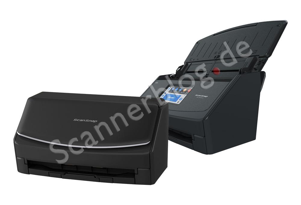 Fujitsu veröffentlicht in Amerika den Fujitsu ScanSnap iX1500 Black Edition mit schwarzem Gehäuse