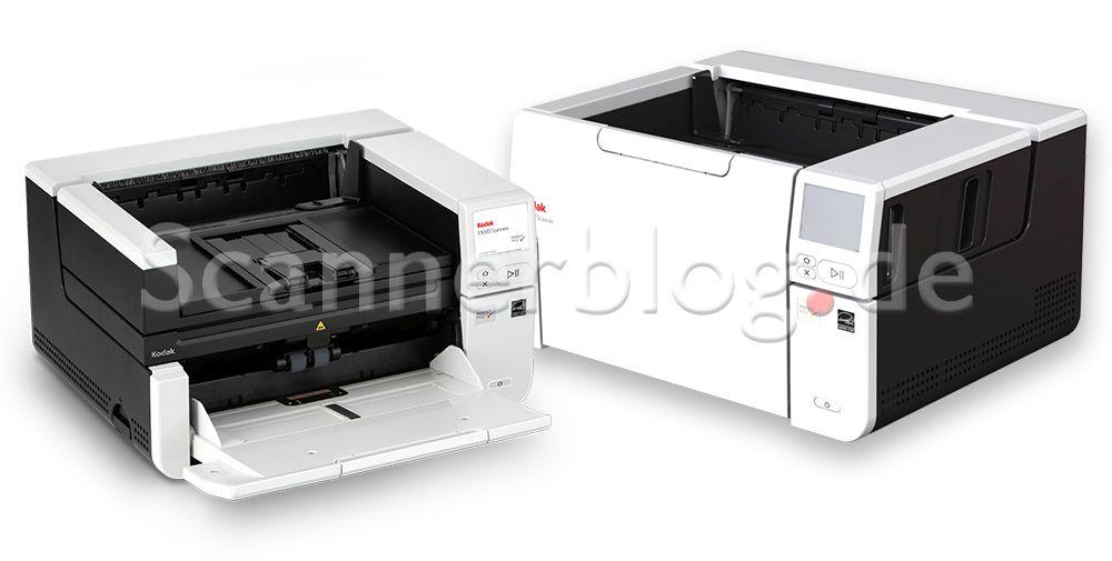 Kodak S2085f / S3000 Scanner vorgestellt