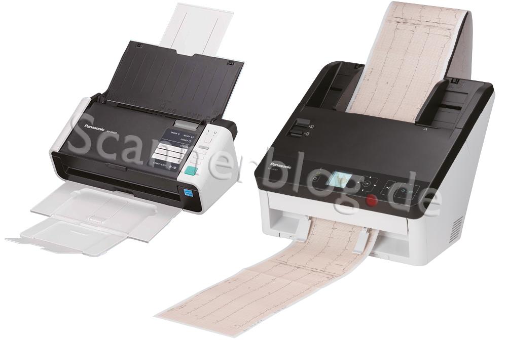 Panasonic KV-S10Y Scanner Serie und KV-S1037 (X)
